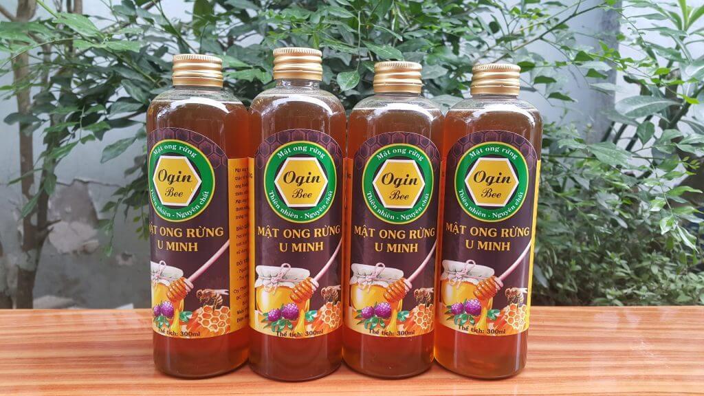 mật ong rừng U Minh Oginbee